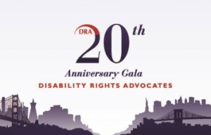 DRA 20th Anniversary Gala Logo