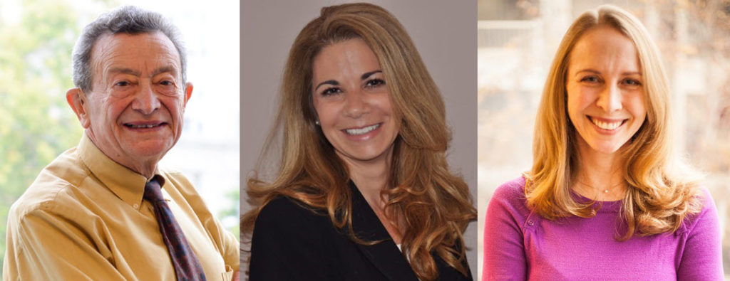 Composite photo: Sid Wolinsky, Michelle Caiola and Kate Hamilton