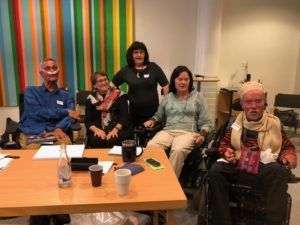Disability Conference in Stockholm, Sweden