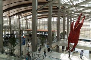 Sacramento Airport - Terminal B