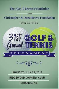 Invitation for the tournament with date and location
