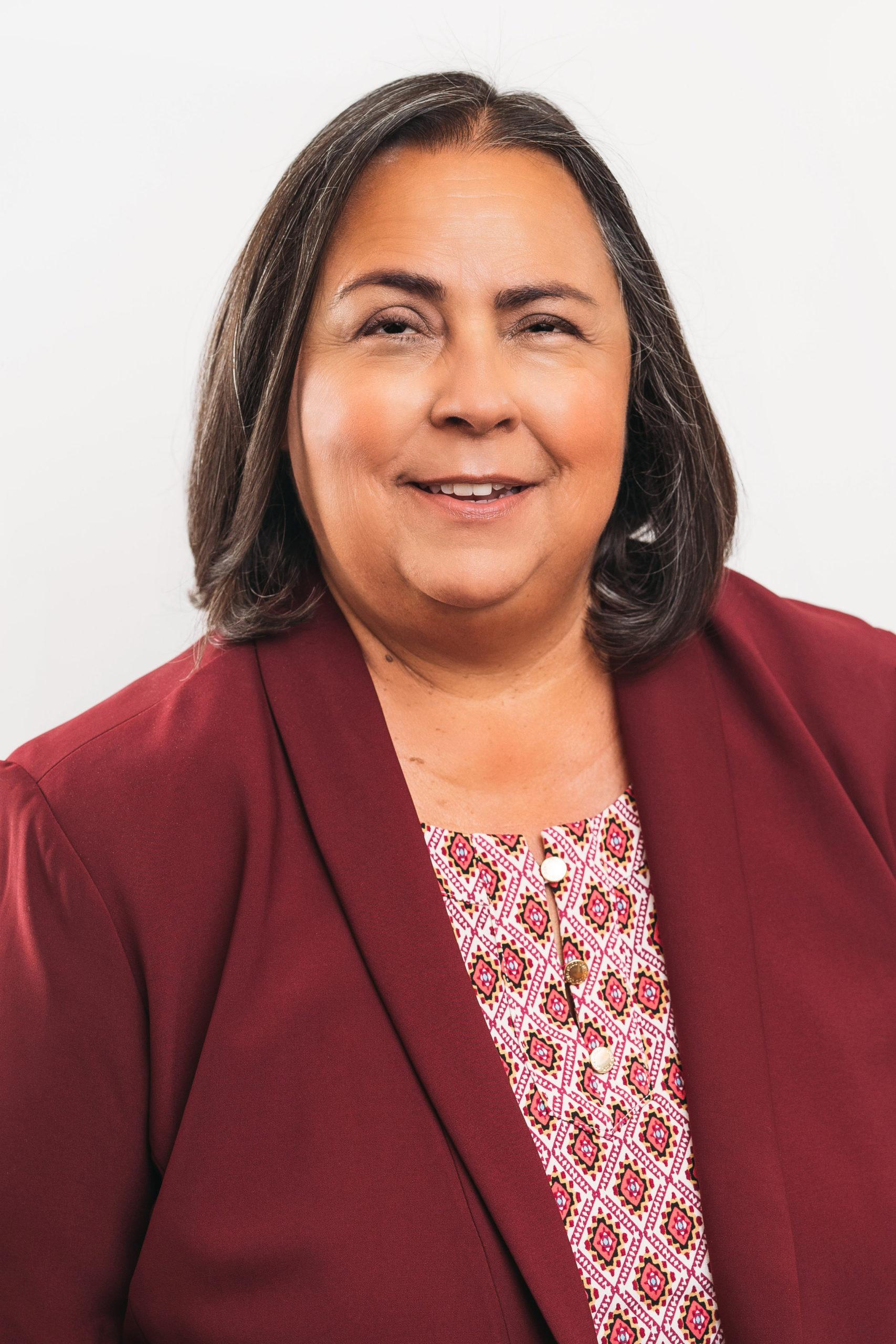 Headshot of Kathy Martinez