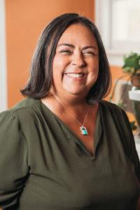 Portrait of Kathy Martinez