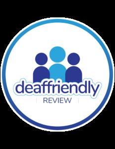 deaffriendly Logo
