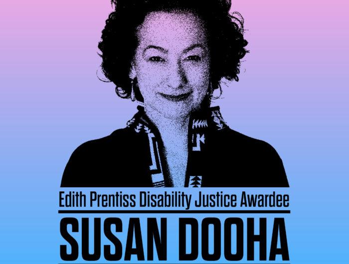 Portrait of Susan Dooha +