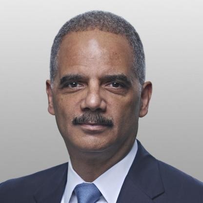 The Honorable Eric H. Holder, Jr., 82nd Attorney General of the United States