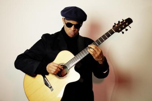 Raul Midón, Singer-Songwriter and Guitarist
