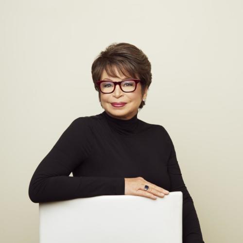 Valerie Jarrett, President of the Obama Foundation